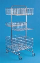 Mobile modular frames
