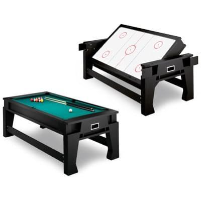 Hrací stůl s otočnou deskou 2-v-1 Atomic