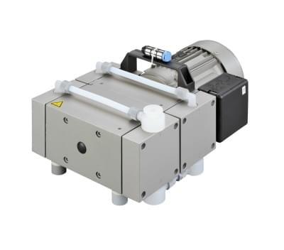 411743-02 - Diaphragm pump MP 601 T, 230/400V, 50/60Hz