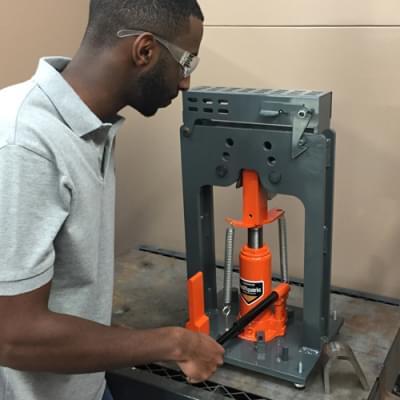 RealCareerTM Bend Tester