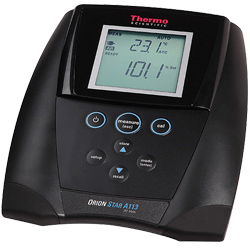 Orion Star™ A113 Dissolved Oxygen Benchtop Meter