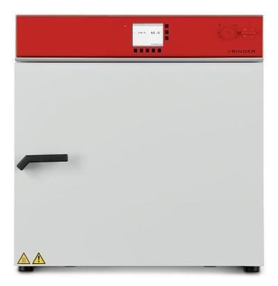 BINDER M 115 - Materiálová testovací komora o objemu 115l s nucenou cirkulací a programovatelnou regulací