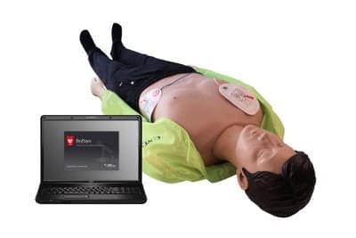 CPR Evaluation Simulator