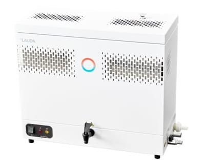 Puridest PD 8 R Water still with storage tank