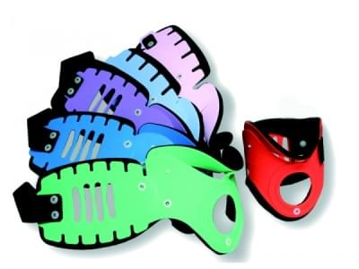Cervical collars two pieces - Pediatric