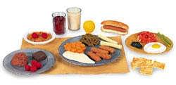Children's Nutrition - Ages 4 - 10