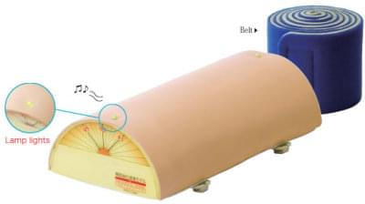 Acupuncture Training Pad (With indicator light and buzzer)