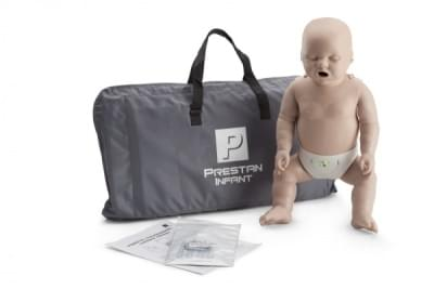 Professional Infant Medium Skin CPR-AED Training Manikin with CPR Monitor