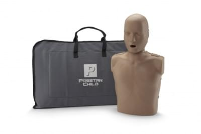 Professional Child Medium Skin CPR-AED Training Manikin with CPR Monitor