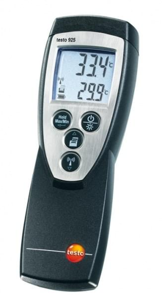 Testo 925 - Temperature measuring instrument  Type K