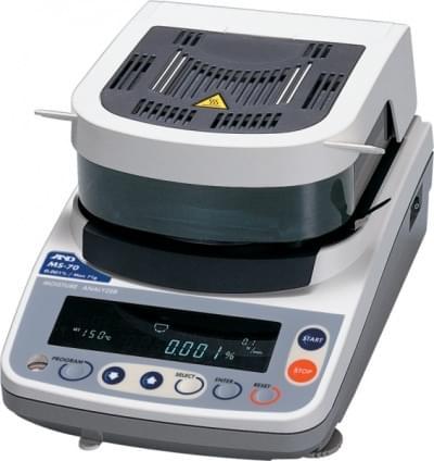 MS-70 - Váha pro zjišťování vlhkosti