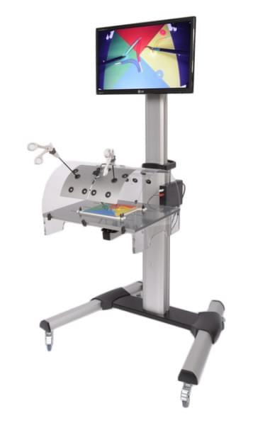 Laparoscopic Trainer Professor Full HD 1.8 with stand
