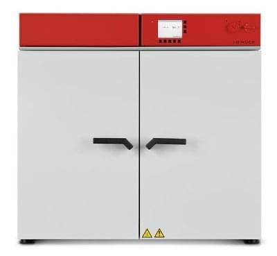 Materiálová testovací komora BINDER M 240 o objemu 240l s nucenou cirkulací a programovatelnou regulací