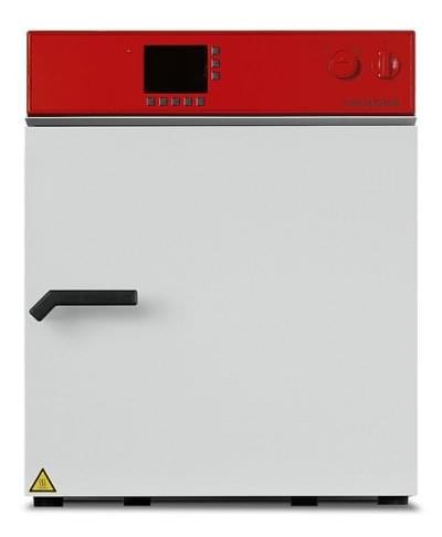 Materiálová testovací komora BINDER M 53 o objemu 53l s nucenou cirkulací a programovatelnou regulací