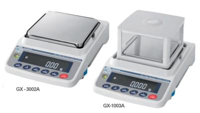 GX-303A - Multi-Functional Precision Balance, max. capacity 320g