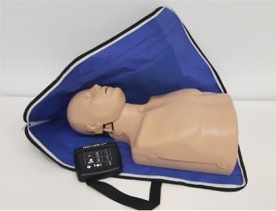 Practi-MAN Plus - CPR simulator (with bag)