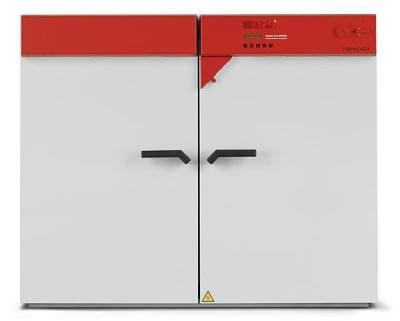Programovatelná sušárna s nucenou cirkulací o objemu 400l, BINDER FP400