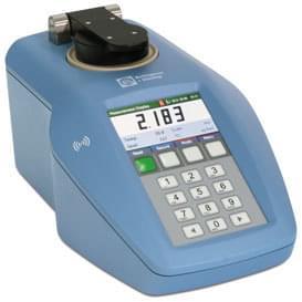 Refractometer RFM330-M Peltier temperature controlled refractometer