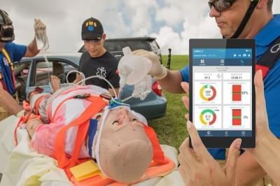 Trauma HAL® with OMNI® 2 – Point of Injury Care Trauma Patient Simulator