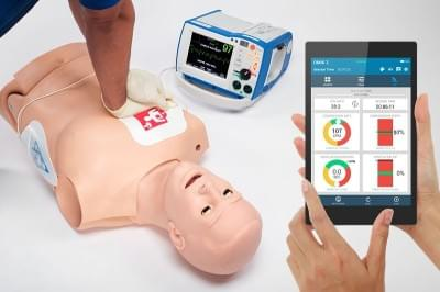 S 315.600 - HAL® CPR+D Skills Trainer with OMNI® 2
