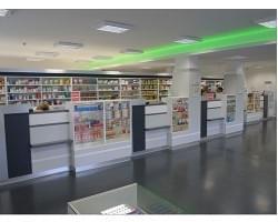 Pharmaceutical - interior