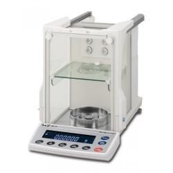 Balances, weighing samples