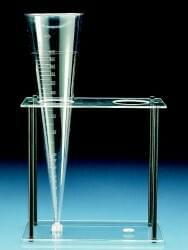 Sedimentation cylinder