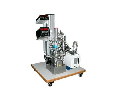 100221 - Oil diffusion pump system DP 25L/4DM