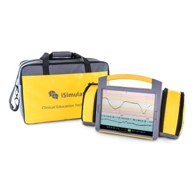 1022818 - Fetal Heart Rate Monitor Simulator CTGi