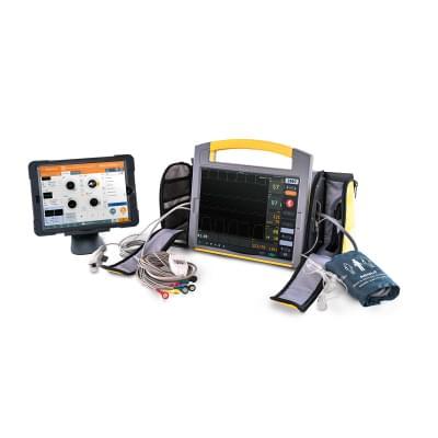 1022862 - Simulated Patient Monitor - REALITi Go