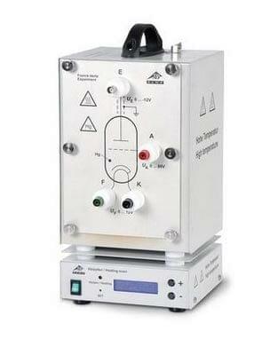 Premium Franck-Hertz Experiment Heater (230 V, 50/60 Hz)