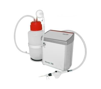 112037-04 - Aspiration system biovac 106 with 4L Bottle