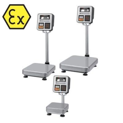 HW-100KCEP - Platform Scale ATEX