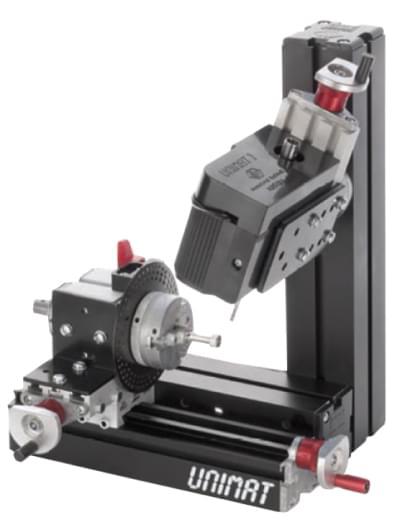 5-axis Mill ML - UNIMAT ML