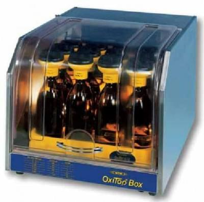 OxiTop Box - Incubate for BSK assesment