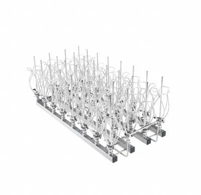 A 302/1 - Module Miele 4x8