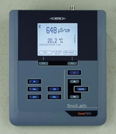 inoLab Cond 7310 - Conductivity and TDS meter