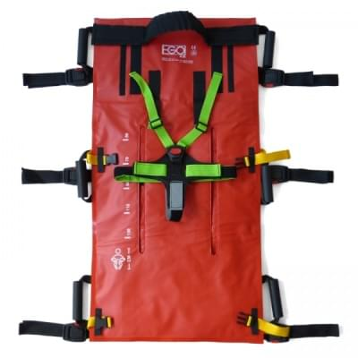 Pediatric restraint and transport system EZS-10
