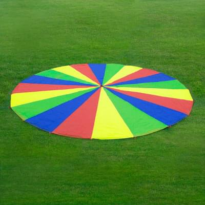 Parachute Canopy 20 Handles, 24 ft. Diameter