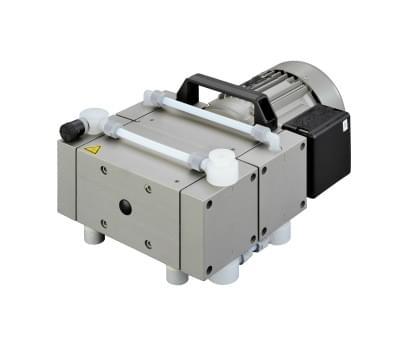 412741-02 - Diaphragm pump MPC 1201 E - for chemical applications 230/400V 50/60Hz