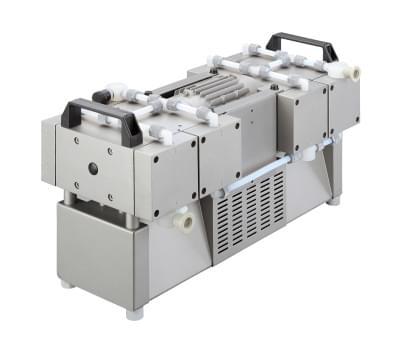 411783-02 - Diaphragm pump MP 1201 T, 230/400V, 50/60Hz