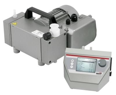 412922 - Diaphragm pump MPC 301 Z ef - for chemical applications 230V, 50/60Hz