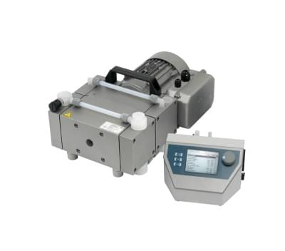 412943 - Diaphragm pump MPC 601 T ef - for chemical applications
