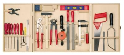 Craftworker cabinet - Expert - 30 pieces