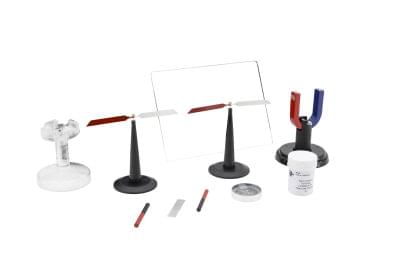 5322 - Set of accessories for experiments on magnetism