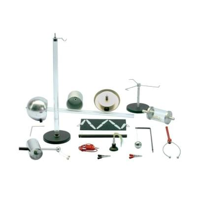 5404 - Van de Graaff generator's equipment kit