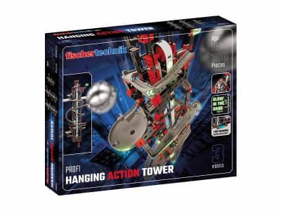 554460 - Hanging Action Tower - Marble run