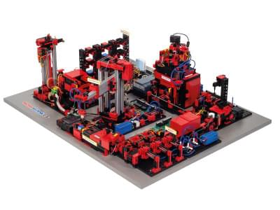554868 - Training Factory Industry 4.0 24V - Education