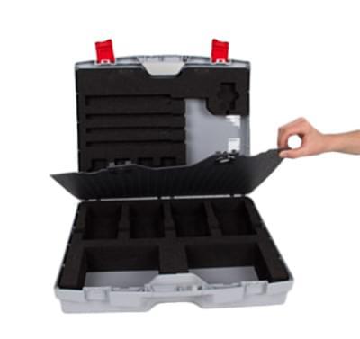 666390 Transportní a úložný kufřík pro Mobile-Cassy 2 moduly a senzory