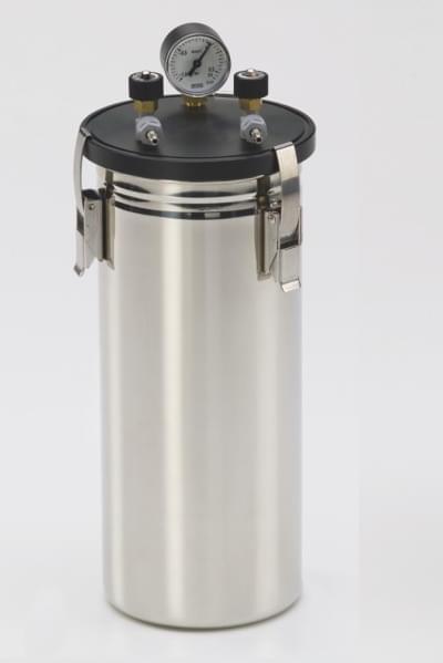 Anaerobic standart container